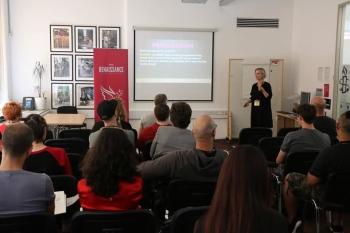 Workshop Crowdfunding at NRFF
